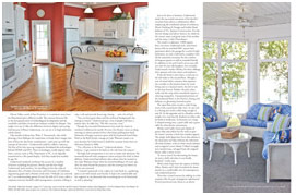 Northern Indiana Lakes Magazine - Mark Wyatt Built From Scratch - House Plan