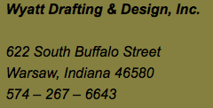 Wyatt Drafting and Design Address