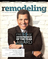 Keep it simple cover remodelling magazine
